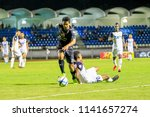 toyota thai league 1   22 july... | Shutterstock . vector #1141657274
