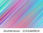 abstract colorful smooth... | Shutterstock . vector #1141660814