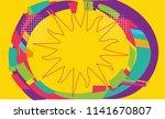 various types of sport... | Shutterstock .eps vector #1141670807