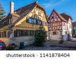 bavaria  germany   december 16  ... | Shutterstock . vector #1141878404