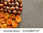 Hazelnuts With Dried Apricots...