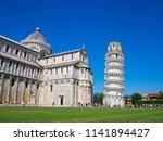 pisa cathedral  duomo di pisa ... | Shutterstock . vector #1141894427