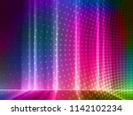 vector spotlight. light effect | Shutterstock .eps vector #1142102234