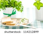 breakfast table | Shutterstock . vector #114212899