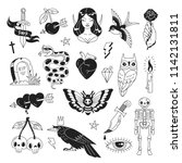 Tattoo Elements Collection....