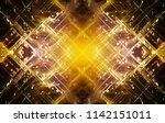 abstract background of graphic... | Shutterstock . vector #1142151011