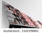 dubai  united arab emirates  ...   Shutterstock . vector #1142198861