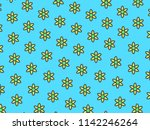 flat breakthrough and multiple... | Shutterstock . vector #1142246264