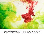 abstract background  color... | Shutterstock . vector #1142257724
