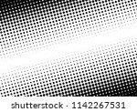 vintage dots background.... | Shutterstock .eps vector #1142267531