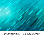 light blue vector pattern with... | Shutterstock .eps vector #1142270984