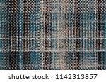 geometrical  elegant tweed ... | Shutterstock . vector #1142313857