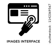 images interface icon vector...