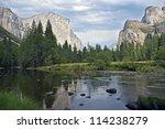 Merced River Yosemite National...