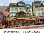 triberg  schwarzwald baar...   Shutterstock . vector #1142435651