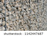 laterally taken picture of a... | Shutterstock . vector #1142447687