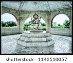 """Small photo of Hindu goddess """"Maa Sharda"""""""