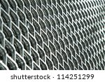 the pattern of a grate suitable ... | Shutterstock . vector #114251299