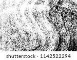abstract monochrome grunge... | Shutterstock .eps vector #1142522294