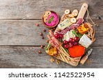 still life  food and drink ... | Shutterstock . vector #1142522954