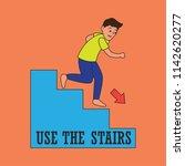 earthquake awareness for... | Shutterstock .eps vector #1142620277