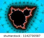 Abstract Mandelbrot Fractal   ...