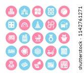 early development baby toys... | Shutterstock .eps vector #1142761271