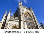 Bath Abbey  Also Known As Abbe...