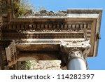 View Of Hadrian Gate In Antalya ...