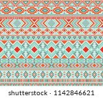 peruvian american indian...   Shutterstock .eps vector #1142846621