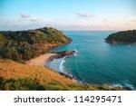 phuket scenic in evening | Shutterstock . vector #114295471