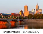 indianapolis   circa july 2018  ... | Shutterstock . vector #1143039377