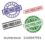 armed forces europe seal... | Shutterstock .eps vector #1143047951