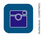 camera lens icon vector....