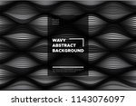 movement. monochrome abstract...   Shutterstock .eps vector #1143076097