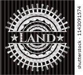 land silvery emblem | Shutterstock .eps vector #1143091574