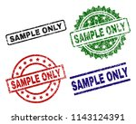Sample Only Seal Stamps With...