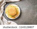 Fried Chicken Burger  ...