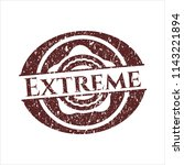red extreme rubber texture | Shutterstock .eps vector #1143221894
