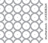 seamless vector pattern in... | Shutterstock .eps vector #1143308264