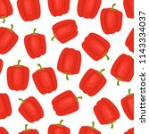 seamless pattern with...   Shutterstock .eps vector #1143334037