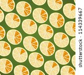 citrus background | Shutterstock .eps vector #114339667