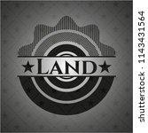 land dark icon or emblem | Shutterstock .eps vector #1143431564