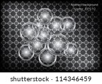 abstract vector background  ...   Shutterstock .eps vector #114346459