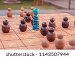 Hnefatafl Board Game Was...