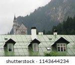 Neuschwanstein In The Roof