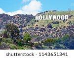 hollywood california   march 25 ... | Shutterstock . vector #1143651341