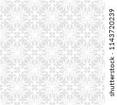 ornate pattern for wrapping...   Shutterstock .eps vector #1143720239