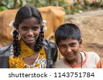 belathur  karnataka  india  ... | Shutterstock . vector #1143751784