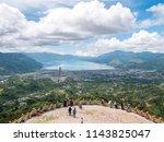 pantan terong takengon  aceh... | Shutterstock . vector #1143825047